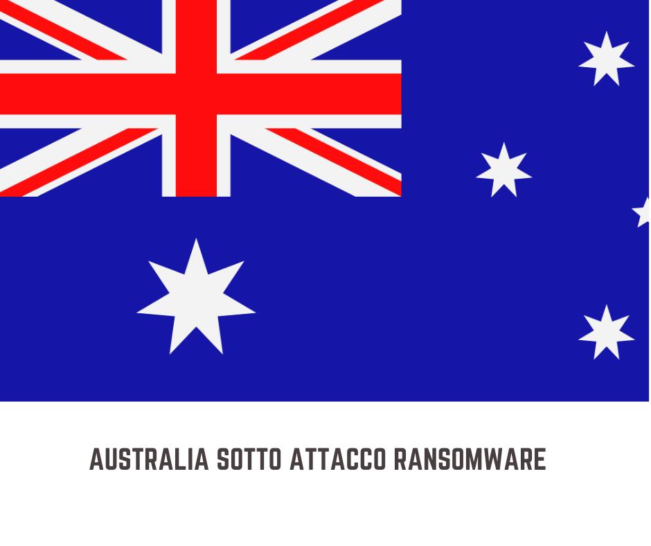 Problemi in Australia